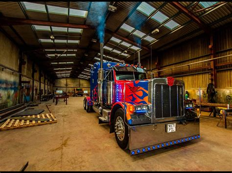 optimus prime truck bing images