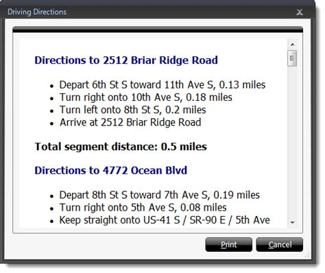 get free printable driving directions get driving directions