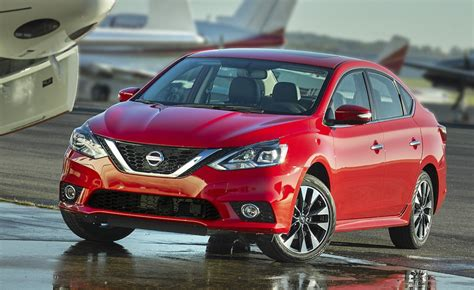 nissan sentra 2016 2016 nissan sentra review ratings specs prices and