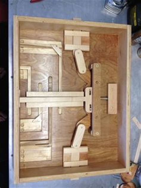 diy hidden drawer lock 1000 images about puzzles on puzzle box