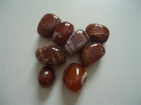 agate tumblestone healing ebay