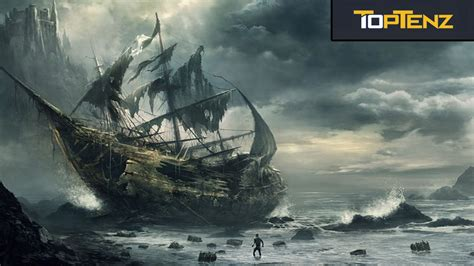 Pirate Ship top 10 fearsome pirate ships