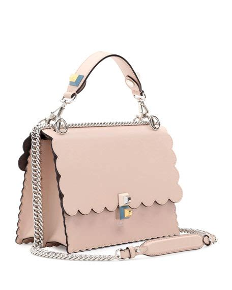Benefit I Pink I You Bag fendi kan i scalloped leather shoulder bag pink