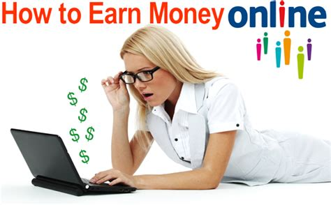 Make Money Online Ways - earn money online 15 legitimate ways