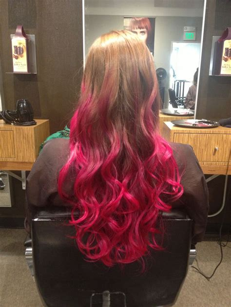 the best permanent hair color special effects semi permanent hair dye atomic pink