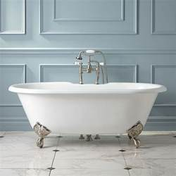 sanford cast iron clawfoot tub imperial bathroom