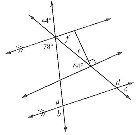 Alternate Interior Angles Are Equal Problem A1 Edsc 353 Teaching Secondary Geometry