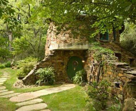 hobbit house designs a guest house in georgia hobbit house pinterest