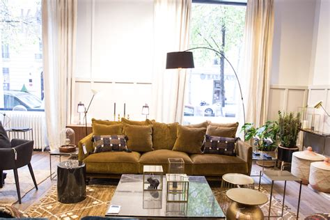 Am Pm Salon by L Appartement M La Nouvelle Boutique De L Avenue
