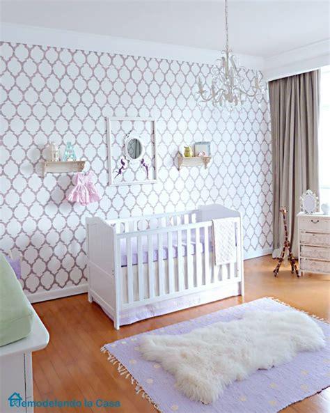 tapisserie chambre bébé fille d 233 co mur chambre b 233 b 233 50 id 233 es charmantes