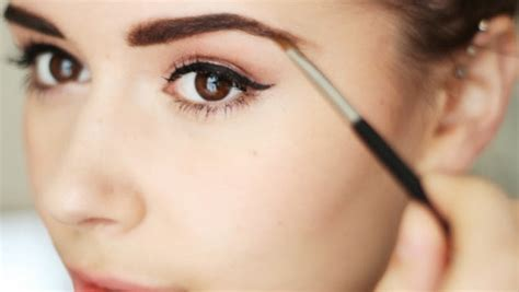 how to choose the color of your eyebrow filler