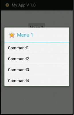 context menu layout android android context menu สร างเมน แบบ context menu แบบง าย ๆ