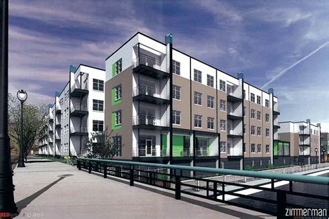 beerline b apartment complex to ground in november renderings 187 milwaukee
