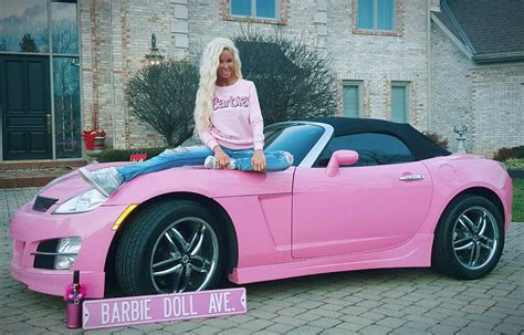 barbie porsche this mother of 5 spent 500 000 on plastic surgery to look