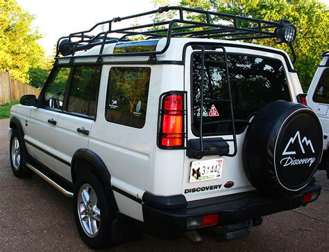 land rover discovery safari land rover discovery safari rack autos post