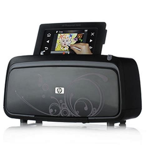 Printer Bluetooth Hp hp a646 mini photo printer with touchscreen on board