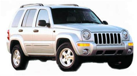 Silver Jeep Liberty 2001 Detroit L A Show Preview Page 2