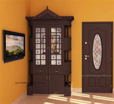 Pooja Room Design Home Kerala House Plans With Pooja Rooms