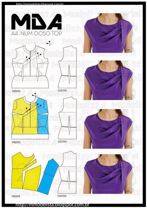 pattern making en espanol a4 numero 0050 top modelista cool patterns patterns