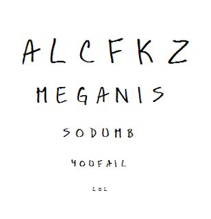 megan squared: it was funny if you were there. well, not