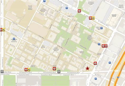 Mba Bizmap by Contact Us Usc Marshall