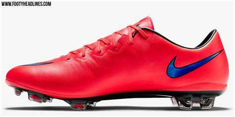 Nike Mercurial nike mercurial vapor x summer 2015 boots released footy headlines