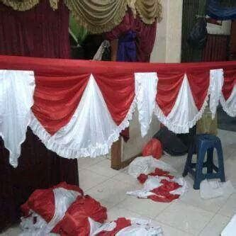 Bendera Umbul Umbul Merah Putih Panjang 3 M 1 jual renda umbul umbul merah putih aslam jaya tenda