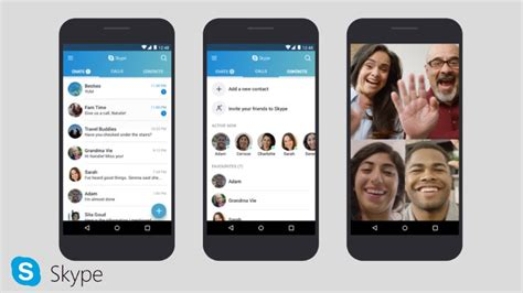 skype for mobile android skype gets faster for low end android devices news
