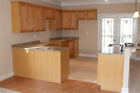 Light Brown Painted Cabinets