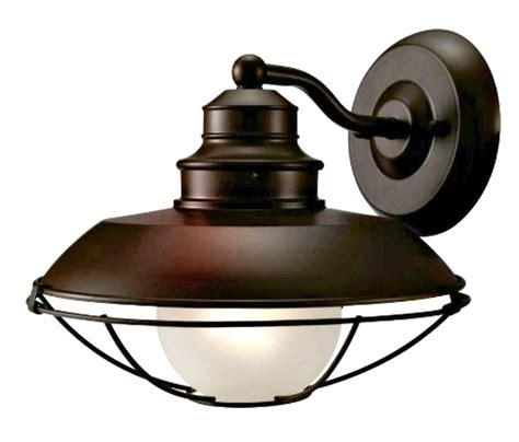 Outdoor Wall Mount Light Fixtures Buy The Hardware House 102797 Outdoor Light Fixture Wall Mount Classic Brown At Hardware