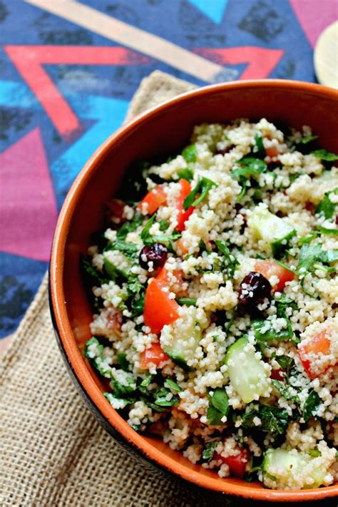 Side Tabbouleh by Couscous Tabbouleh Soni S Food