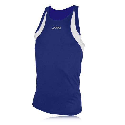 Singlet Iguana Mens Sleeveles 100 Original asics volt mens blue running sports sleeveless singlet vest top new ebay