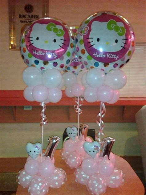 Hello Kitty Centerpiece Hello Centerpiece Birthday