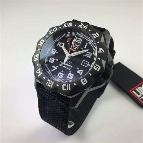 Luminox Nighthawk s luminox f 117 nighthawk pilot style 6421