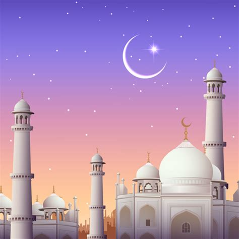 design masjid photoshop mubarak islam background design vector 17 vector