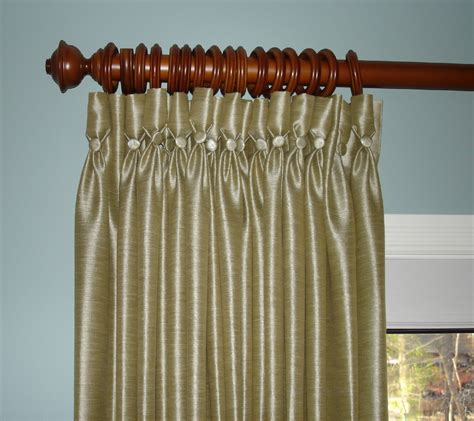 goblet pleat drapes goblet pleat curtains 28 images a well proportioned