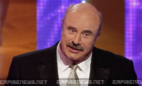 Dr Phil In The Closet Episode by Tvs Dr Phil Comes Out As Empire News