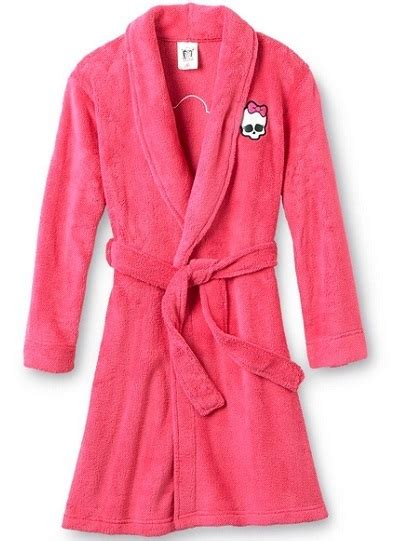 Think Pink Robes To Recovery by High Soft Plush Pink Robe Sz 10 12 New S
