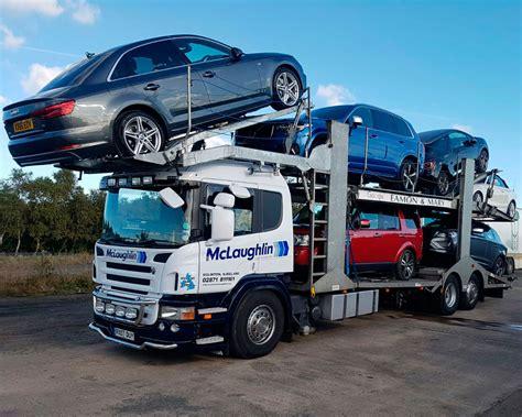 car van transportation mclaughlin car transport