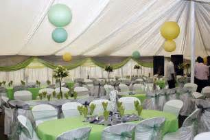 planning a home wedding garden wedding reception decoration ideas how to make