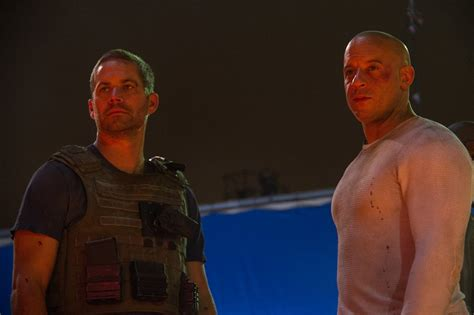 paul walker filmed fast and furious 7 paul walker s character will be quot retired quot in fast