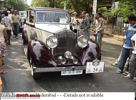 roll royce hyderabad classic rolls royces in india page 82 team bhp