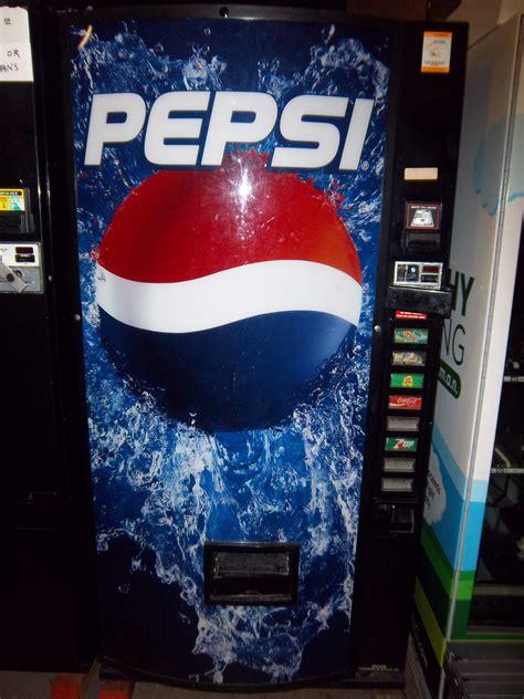 used soda vending machine hri vending machine soda used hri vending machines
