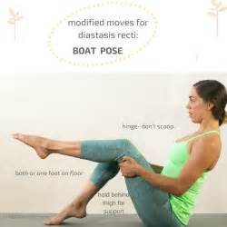 34 best birth recovery postpartum fitness images on - Boat Pose Diastasis Recti