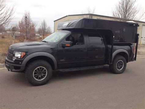 pop up truck bed cers own an f150 raptor we have a custom cer just for you