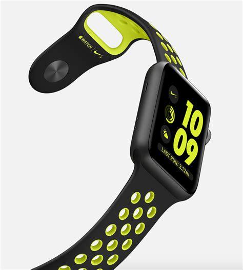 apple watch nike apple unveils apple watch series 2 swimproof faster cpu