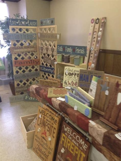 woodworking events 17 best ideas about craft show displays on