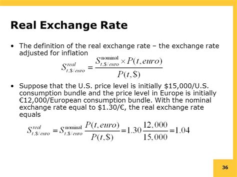 currency converter formula international parity conditions ppt download