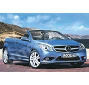 Mercedes SLA  Top Speed