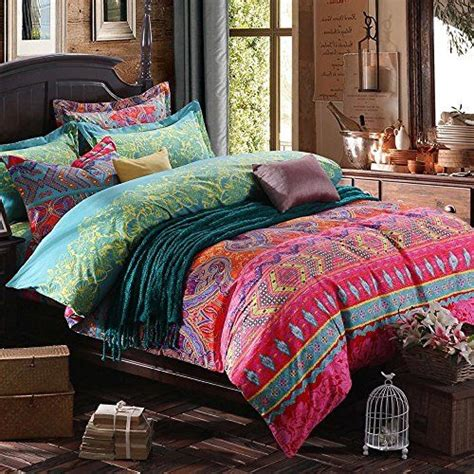boho bed comforters 25 best ideas about bohemian bedding sets on pinterest